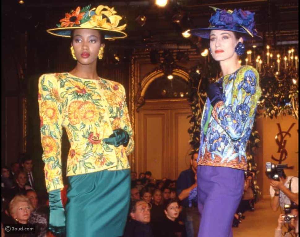 Yves Saint Laurent Sunflower jacket – a limited edition of 4, hand embroidered as a tribute to Van Gogh: $382,000.