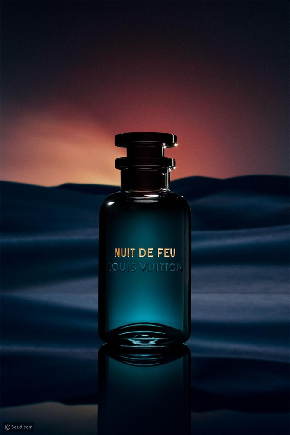 Louis Vuitton تصدر عطر جديد للجنسين
