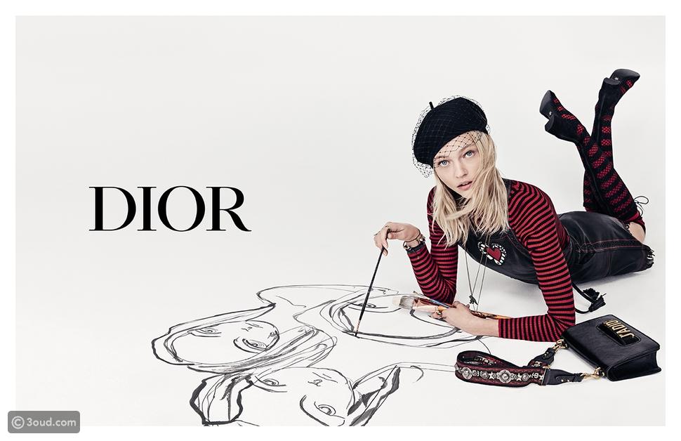 """""""ديور"""" Dior تقدّم  ربيع - صيف 2018"""