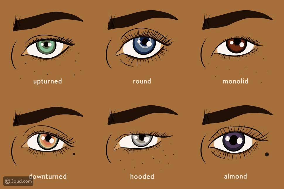 كيف تختارين المكياج المناسب لشكل عينيك؟