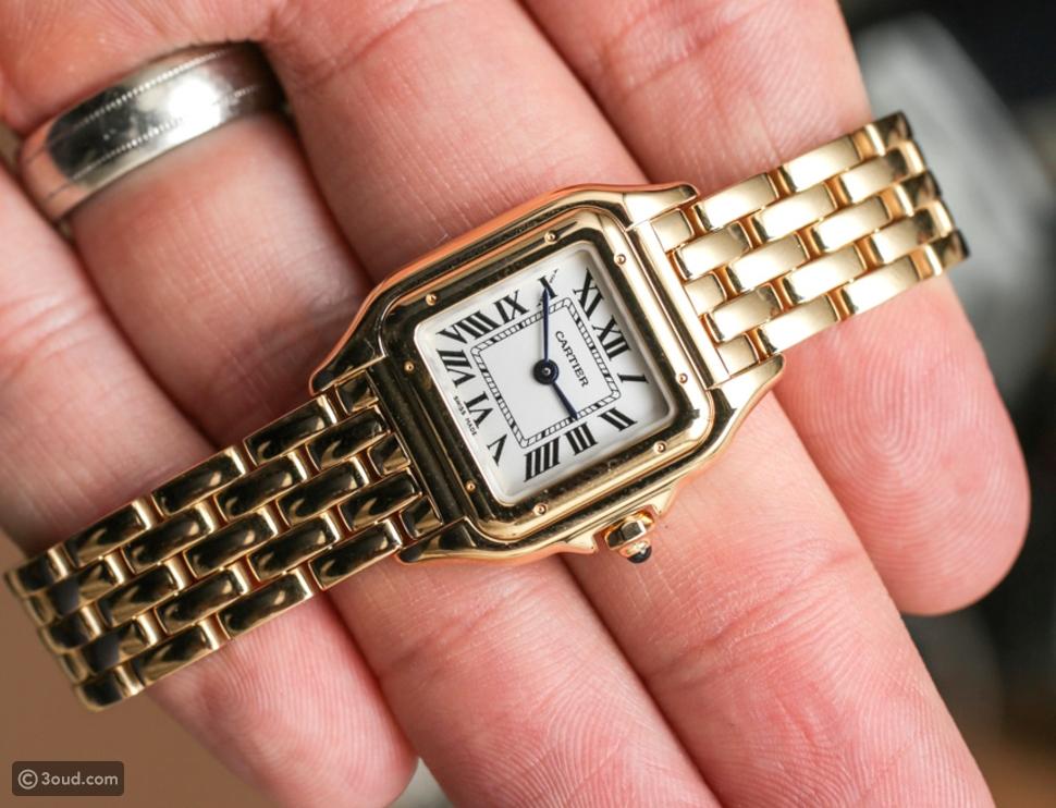 تعرف على سعر ساعة Panthère de Cartier التي ارتدتها ياسمين صبري