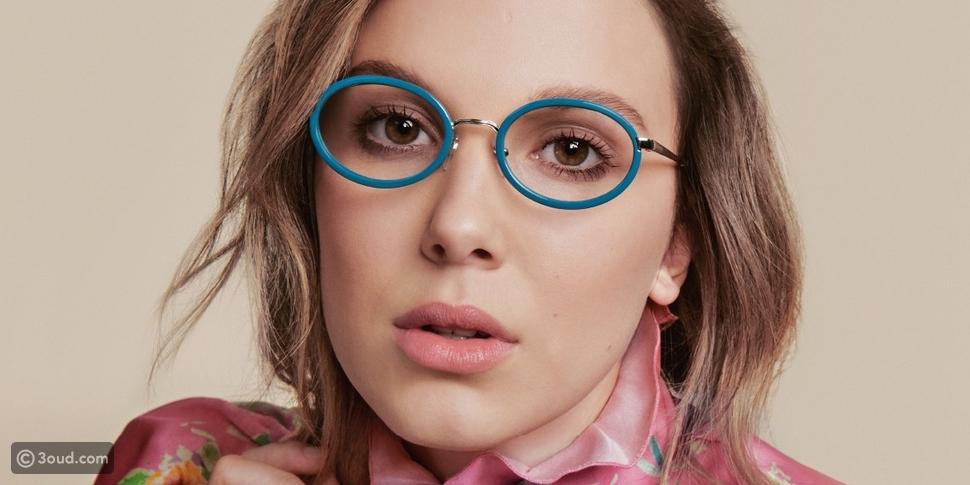 ميلي بوبي براون تصدر أول مجموعة نظارات من تصميمها
