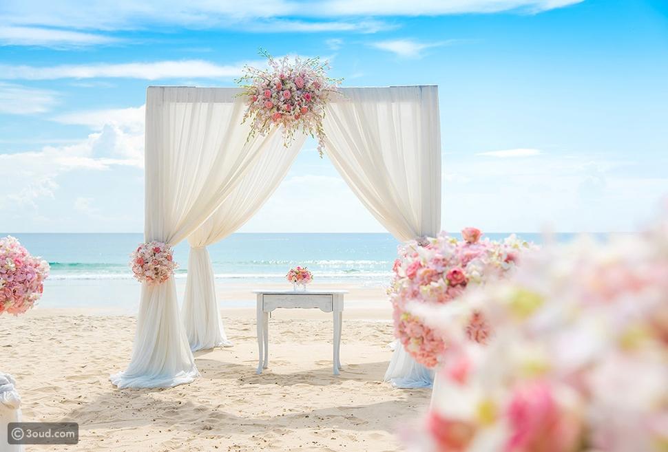 ديكورات الزفاف