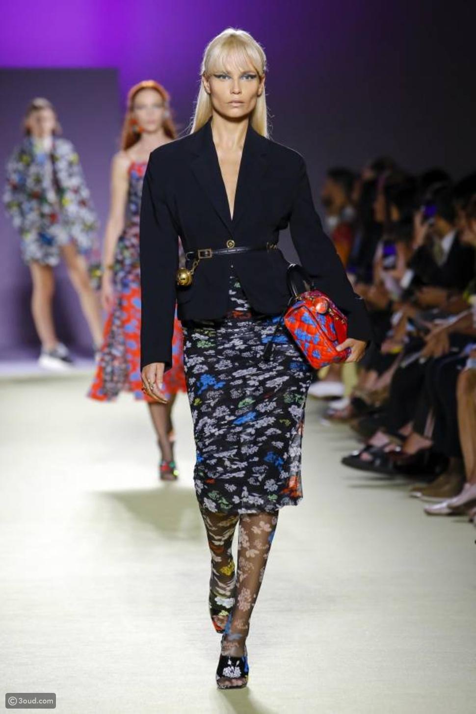 مجموعة Versace لربيع وصيف 2019