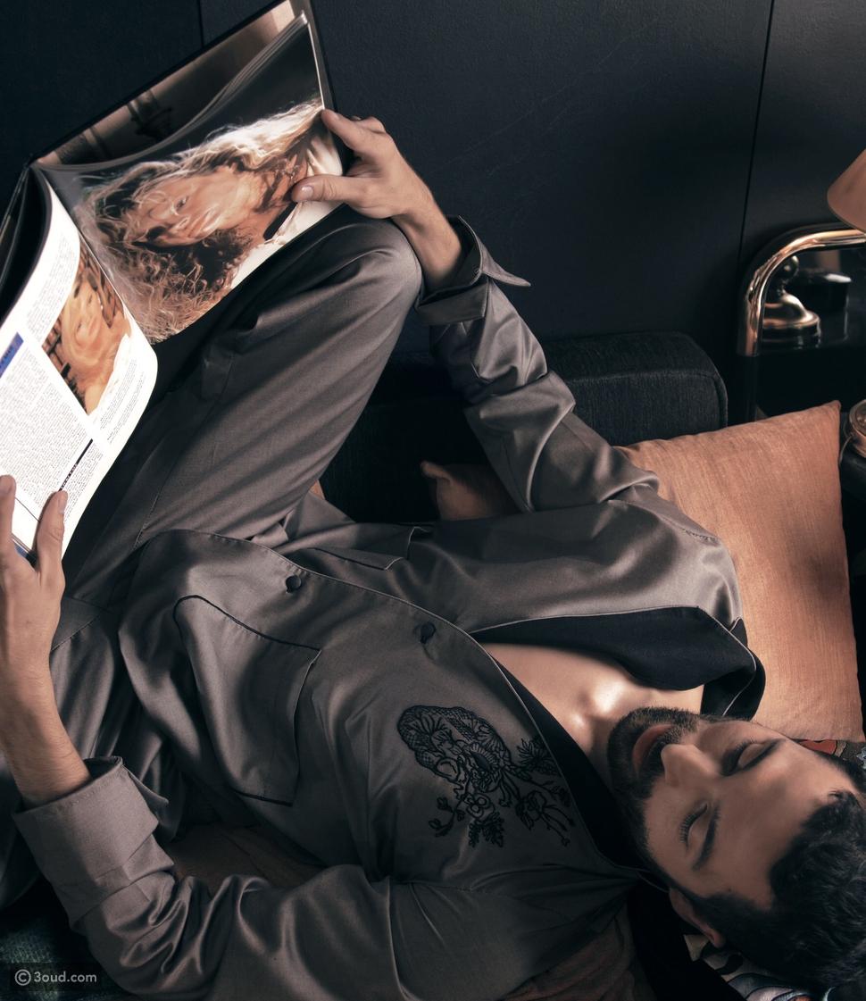 حسين بظاظا يصدر مجموعة THE INTROVERT للملابس المنزلية