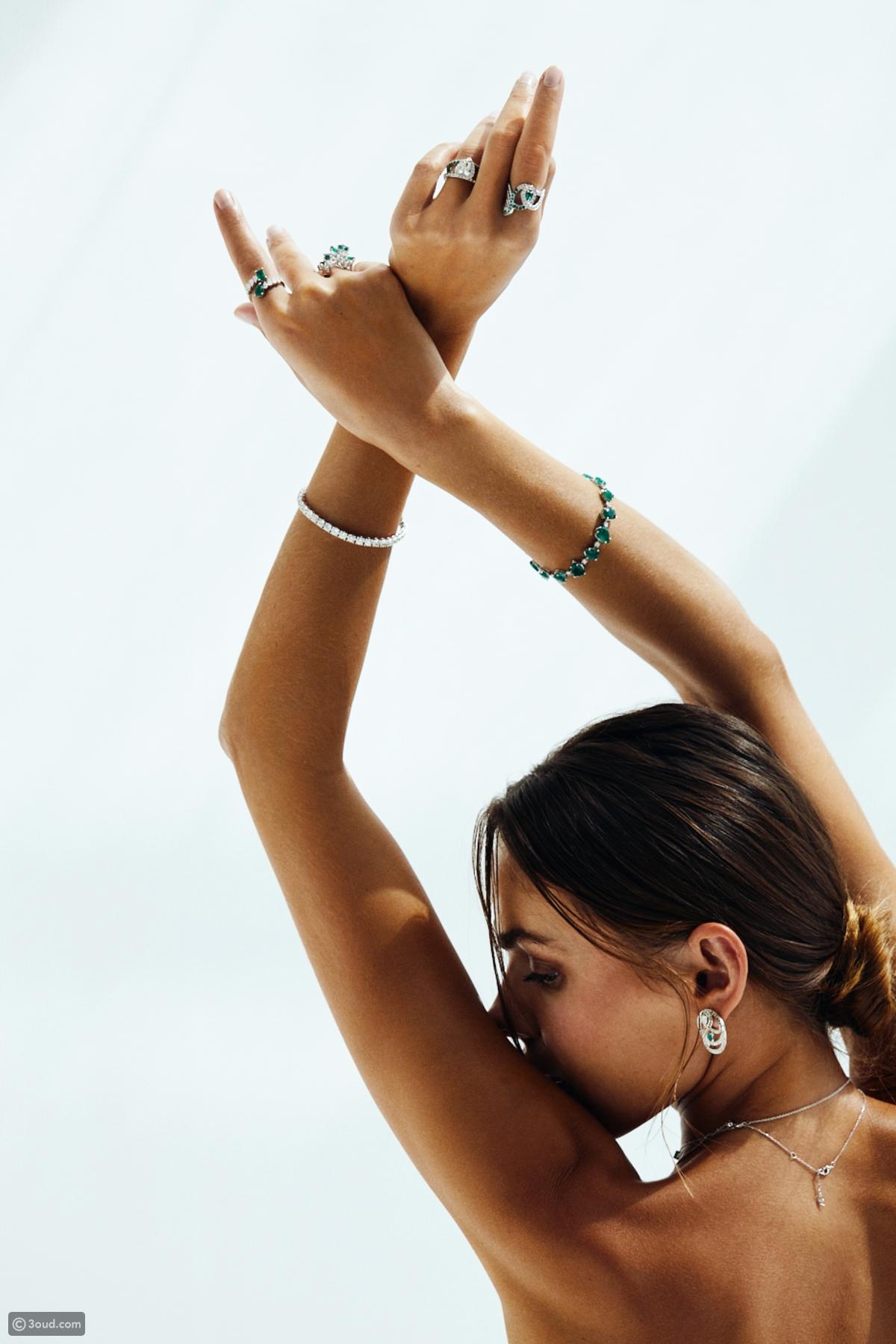 مصممة المجوهرات لولوة الوزان
