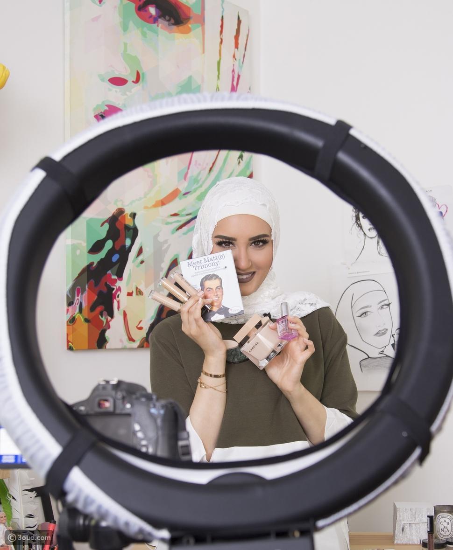 عود.كوم في مقابلة حصرية مع مدونة المكياج الكويتية دلال الدوب First Kuwaiti Beauty Blogger